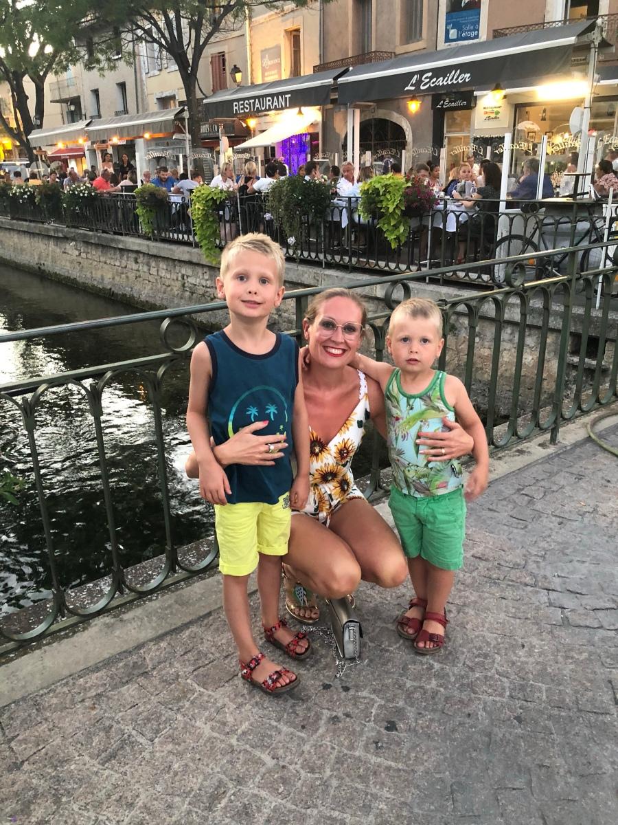 Vijftig tinten mama: van fluo-roze tot donkergrijs